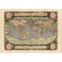 Mappae Mundi del periodo medievale, i primi mappamondi della storia