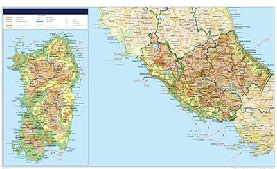 Personalizziamo le carte geografiche anche per le aziende