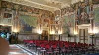 Sala Regia -Palazzo dei Priori a Viterbo