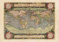 Storia del planisfero da Tolomeo ai giorni nostri