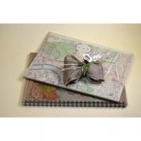 Tra carte geografiche e dettagli glamour: il perfetto matrimonio a tema viaggio