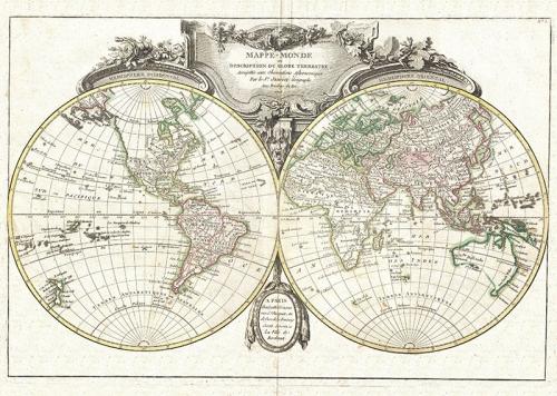 Tutorial: come inserire le bacchette di legno su una carta geografica