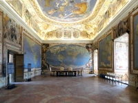 Un altro luogo da visitare: Palazzo Farnese di Caprarola, Sala del Mappamondo
